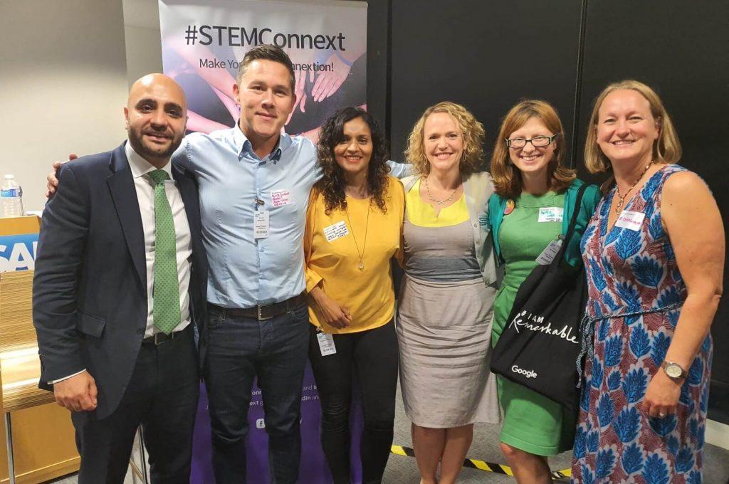 STEMConnext panellists