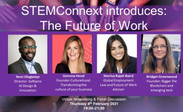The Future of work panel